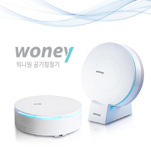 [하이마트 판매 모델] 워니 공기청정기 4평형 가성비 필터(사용기간 약 1년-1년 6개월)