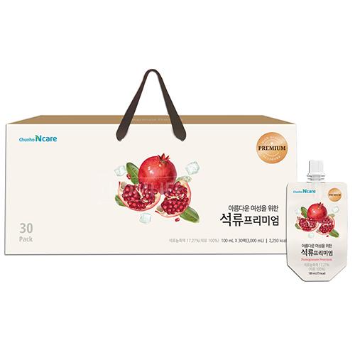 천호식품 석류즙 아름다운 여성을 위한  석류프리미엄 (업체별도 무료배송)