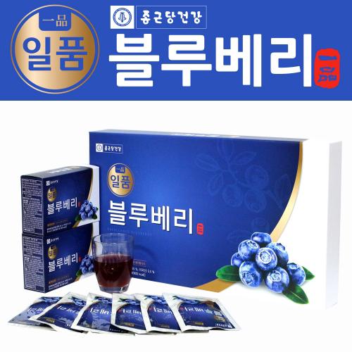 종근당건강 일품 블루베리 70ml 30포