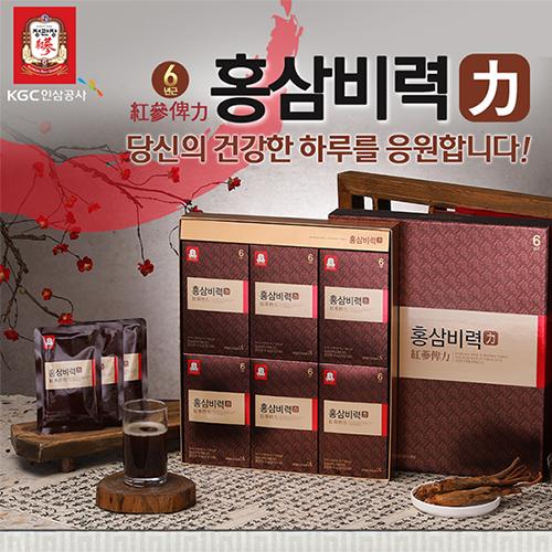 [정관장] 홍삼 비력 50ml x 30포